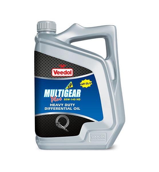 Multigear Plus 85W-140 HD