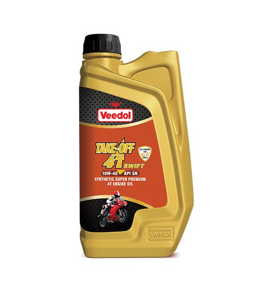 Take-Off 4T SWIFT Motorcycle Oil